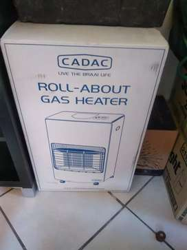 Cadac roll about gas heater