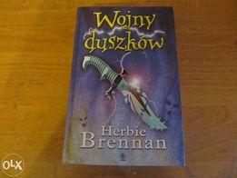 Wojny duszków, Herbie Brennan