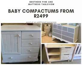 Baby compactums