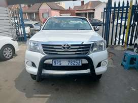2014 Toyota Hilux 2.7 Single Cab Bakkie
