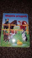 Książeczki dla dzieci z twardymi kartkami
