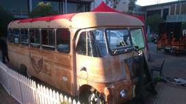 Vintage Coffee Bus Business for sale