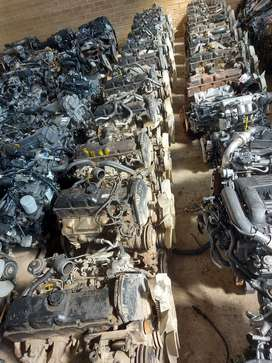 TOYOTA 2L 2.4 ENGINES FOR SALE
