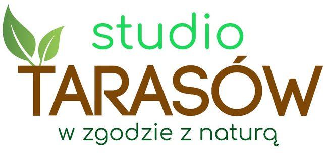 Studio Tarasów - Taras, elewacja, z kompozytu, deski kompozytowe Chełmno - image 2