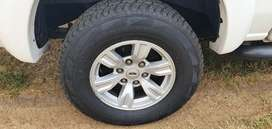 Ford Ranger Mags to swap