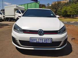 2016 VW Golf 7 Gti 2.0 with leather seats