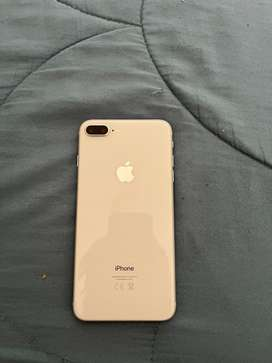 iPhone 8 Plus in very good condition