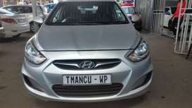 2015 Hyundai Accent 1.6 Engine Capacity with Manuel