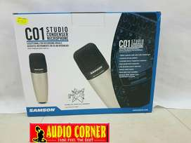 Samson Studio mic New