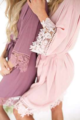Brand New Bridal Robes