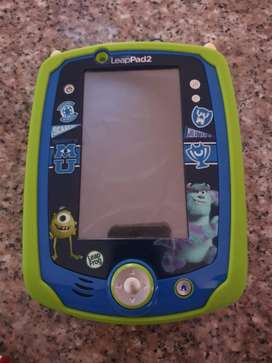 Leap pad 2 and leapster