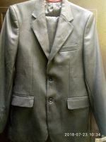 Костюм (пиджак+брюки)мужской