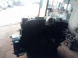 OM 355 whole unit engine