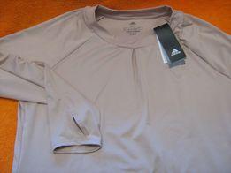 кофта лонгслив футболка женская Adidas оригинал для бега фитнеса спорт