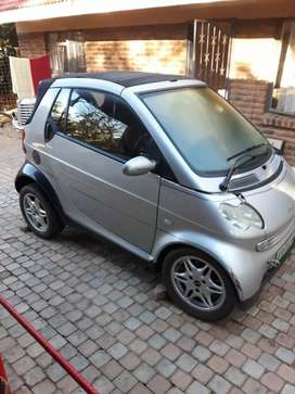 smart for two, 2002 model