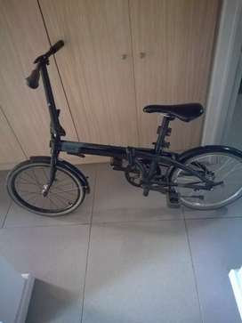 Foldable Link Uno Bicycle