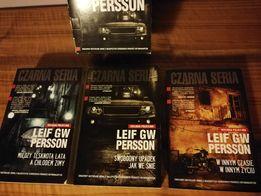 Książki LEIF GW PERSSON - trylogia policyjna