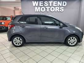 2015 Hyundai Grand i10 1.25 Fluid Auto