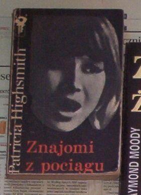 kryminał książka powieść - Znajomi z pociągu - Patricia Highsmith Białystok - image 2