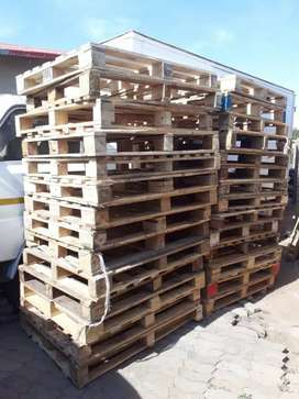 Pallet in stock we based in jhb we deliver or u come collect