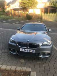 Image of BMW 520 d 2015 model