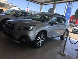 October Special on a Subaru Outback 3.6