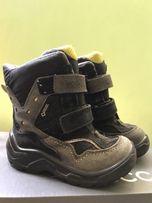 Зимние ботинки, сапоги Ecco 23 р