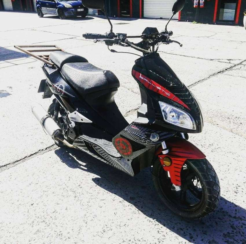 Big Boy scooter good condition papers fine 0