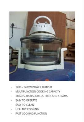WESTPOINT 12L CONVENTIONAL AIR FRYER OVEN
