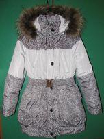 Зимнее пальто Biko&Kana на рост 140