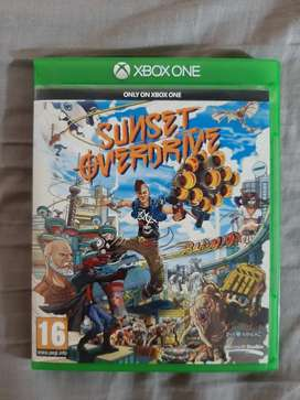 Sunset Overdrive (XBOX 1)
