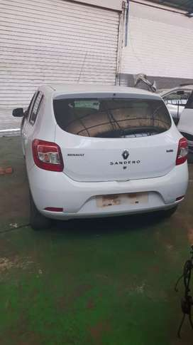 RENAULT SANDERO 2015 FOR STRIPPING