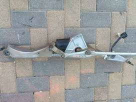 For sale mercedes W203 wiper blades motor and mechanism
