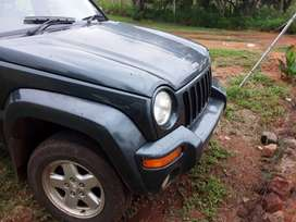 2002 Jeep for Sale. 2.4 Petrol.
