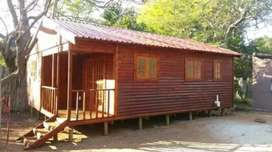 Wendy and log houses for sale