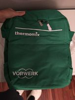Torba Thermomix TM5 zielona ciemnozielona