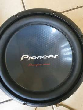 Pioneer 12inch Sub SVC COMPETITION SERIES