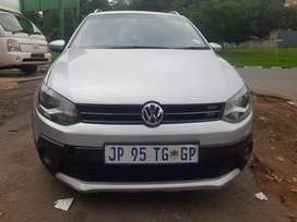 2012 VW Cross Polo 1.4 Comfortline