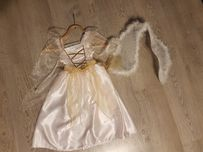 Распродажа. Нежнеший костюм Ангела Феи Волшебницы на девочку 4-6 лет