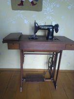 Maszyna do szycia łucznik wraz ze stołem