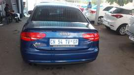 Audi A4 1.8T Multitronic, Automatic.