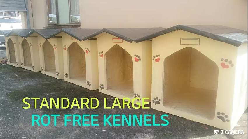 Dog. Cat kennels from R350 0