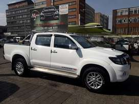 2013 Toyota hilux legend 45 sale