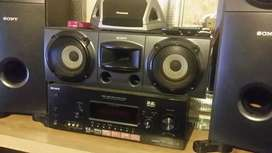 POWERFUL BANGING SONY SOUND SYSTEM BRAND NEW CONDITION