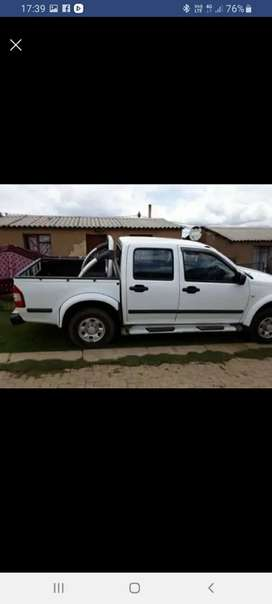 Isuzu KB Go Big for sale and negotiable and/or make an offer