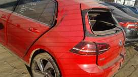 VOLKSWAGEN GOLF 7 STRIPPING FOR SPARES CONTACT US
