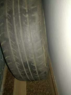 2 Used Apollo 175/65 R14 tires for R200