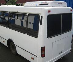 Ремонт/заправка кондиционеров на автобусах