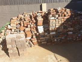 Steel and bricks for sale!