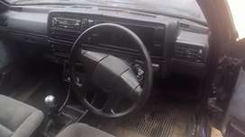 I'm Jetta 2 complete car for spares